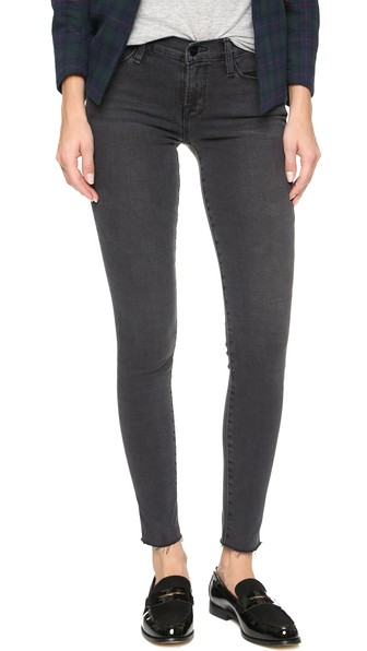 The 16 Best Frayed Raw Hem Skinny Jeans The Jeans Blog