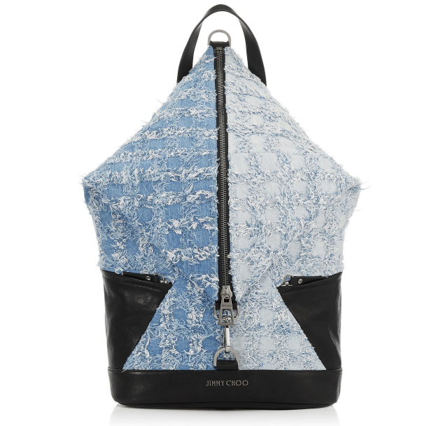 jimmy-choo-denim-fitzroy-backpack