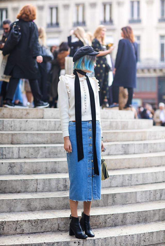Tux Vested Denim: Spring 2010 Menswear Blends Cowboy and