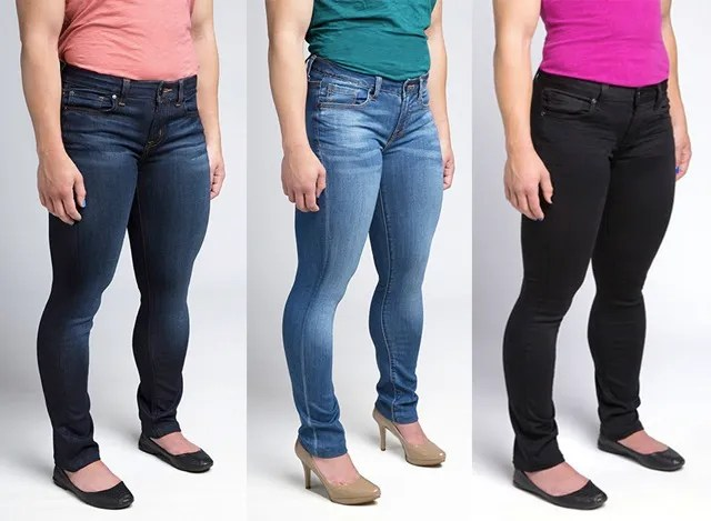 Skinny Jeans For Muscular Legs On Women The Jeans Blog