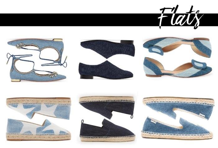 Denim Flats 1