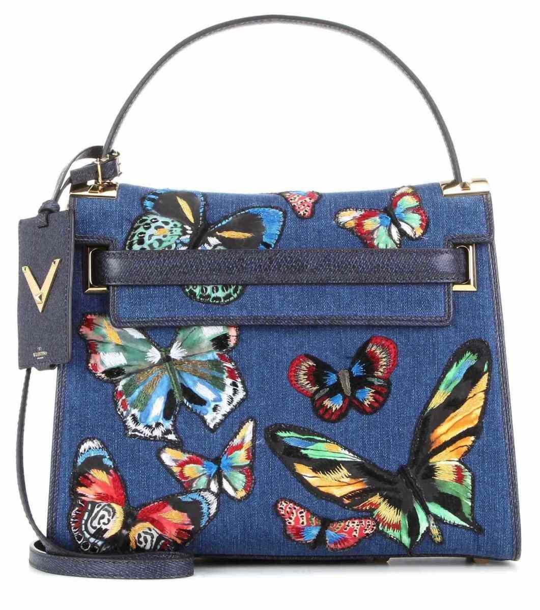 7 Designer Denim Bags You Need For Summer