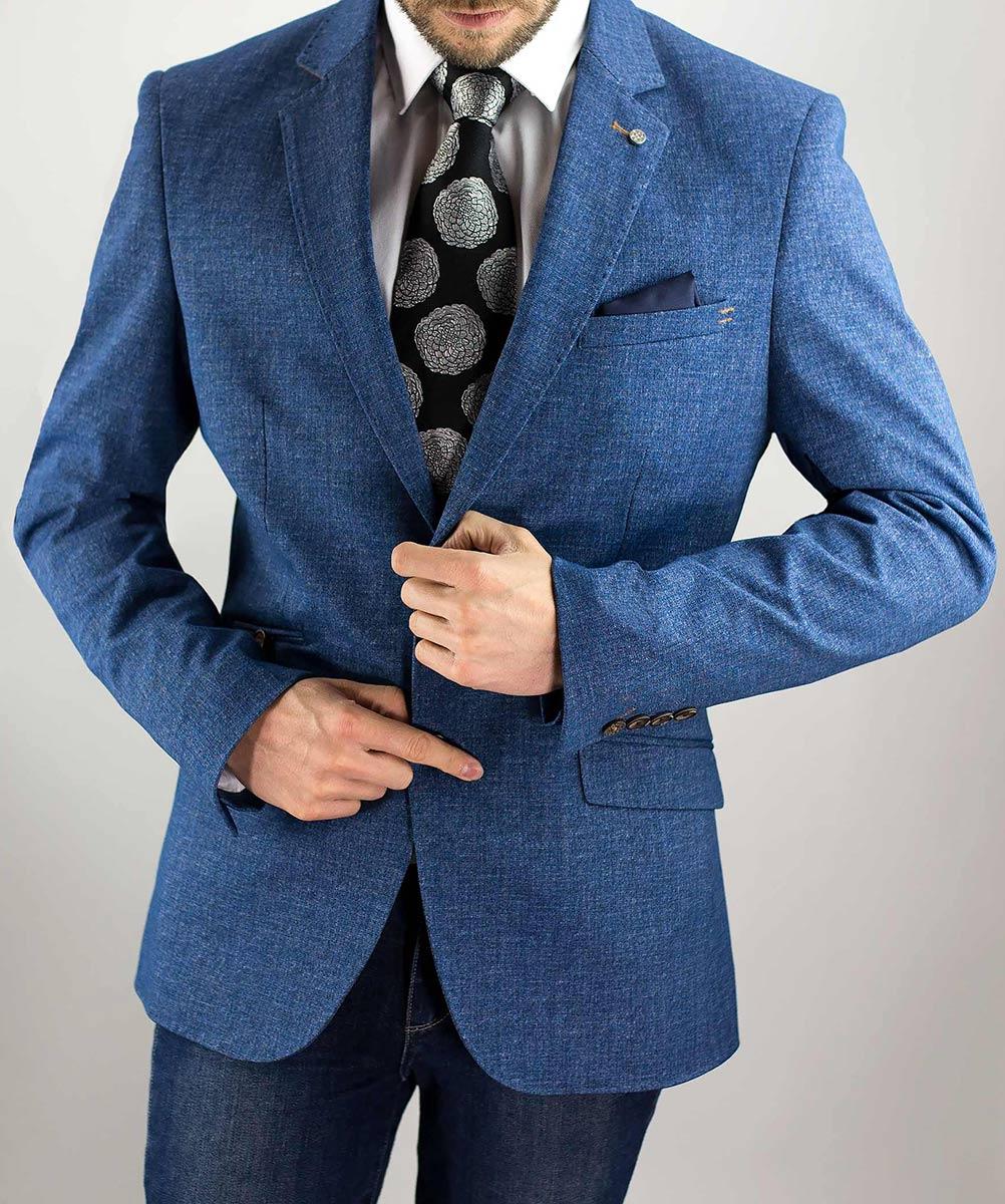 Cavani-Denim-Style-Blue-Blazer-Worn-Instagram-2222