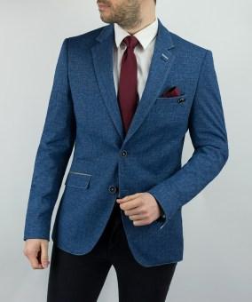 Cavani-Marina-Blue-Blazer-Worn