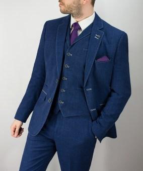 Cavani-Miami-Blue-Three-Piece-Suit-Worn