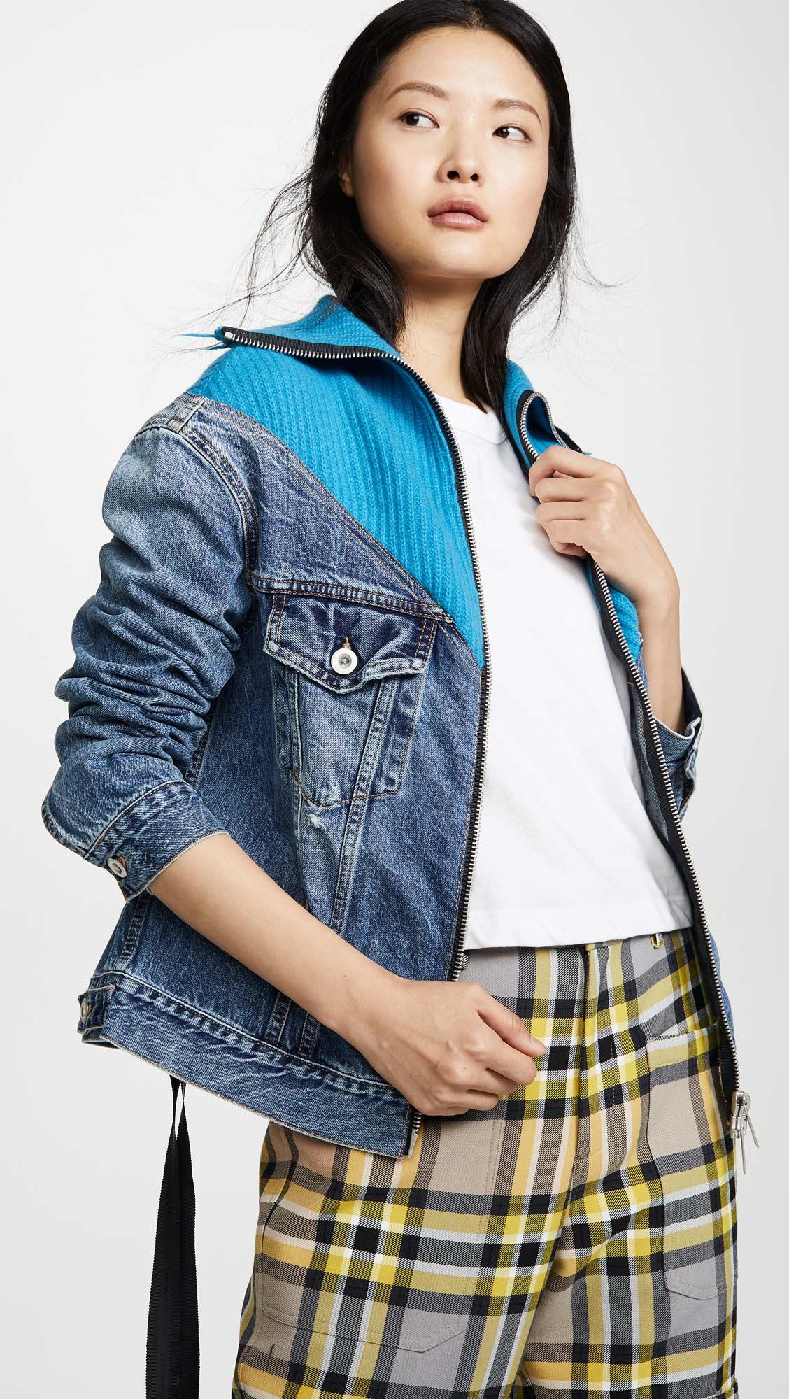 10 Cool Autumn Denim Jackets To Own