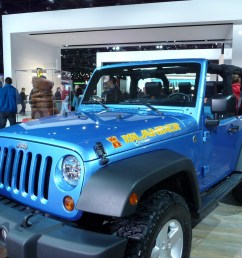 jeep islander wrangler at detroit auto show 2010 [ 1600 x 1200 Pixel ]