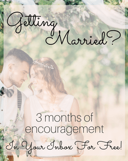 3 Months of Encouragement for Brides-to-Be