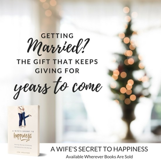 Great Gift! A Wife's Secret To Happiness