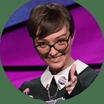Mari Hanley on Jeopardy!