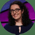 Susannah Nichols on Jeopardy