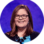 Liz Kuster on Jeopardy!