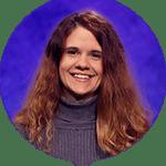 Kellie Packwood on Jeopardy!