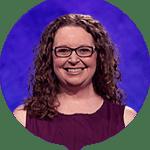 Sarah Reisert on Jeopardy!