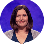 Lauren Cusitello on Jeopardy!