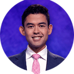 Brian Kato on Jeopardy!