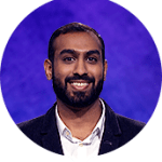 Rahul Jain on Jeopardy!