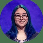 Kiana Nakamura on Jeopardy!