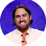 Justin Vossler on the 2017 Jeopardy! Tournament of Champions