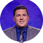 Nate Pochomis on Jeopardy!
