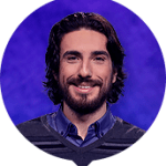 Damien Marzocchi on Jeopardy!