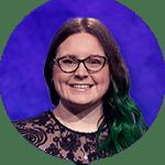 Kate Tucci on Jeopardy!