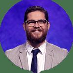 Frank Lang on Jeopardy!