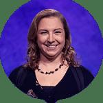 Erin Matherne on Jeopardy!