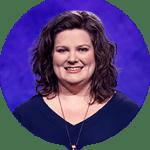 Sarah Norris on Jeopardy!