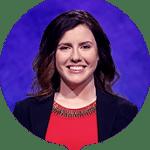 Maryann Penzvalto on Jeopardy!