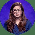 Megan Durazo on Jeopardy!