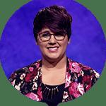 Emily Perez on Jeopardy!