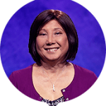 Shari Post on Jeopardy!