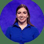 Allison Berke on Jeopardy!