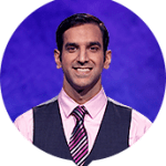 Rahul Gupta on Jeopardy!
