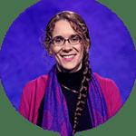 Ashley O'Mara on Jeopardy!