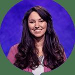 Amy Yacorzynski on Jeopardy!