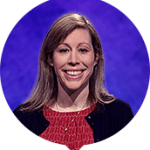 Ashley Chapman on Jeopardy!