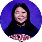 Patricia Jia on Jeopardy!