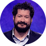 Rex Moroux on Jeopardy!