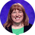 Jen Regan on Jeopardy!