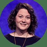 Carolyn Walsh on Jeopardy!