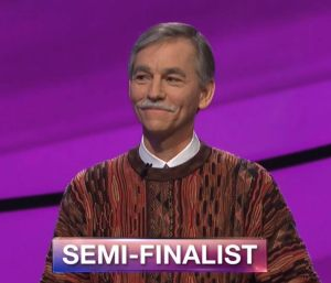 Larry Martin, today's Jeopardy! winner (for the May 7, 2018 episode.)