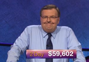 Scott McFadden, today's Jeopardy! winner (for the June 28, 2018 game.)