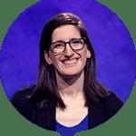 Rebecca Heide on Jeopardy!