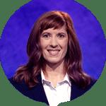 Tracey Lazareth on Jeopardy!