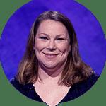 Kelly Griffin on Jeopardy!