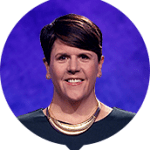Michelle Mueckler on Jeopardy!