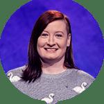 Tara O'Byrne on Jeopardy!