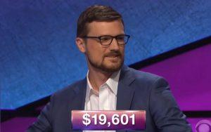 Andrew Knudsen, today's Jeopardy! winner (for the September 28, 2018 episode.)